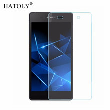 цена на 2PCS Screen Protector Film For Sony Xperia Z2 Tempered Glass For Sony Xperia Z2 Glass Anti-scratch Phone Film For Sony Z2
