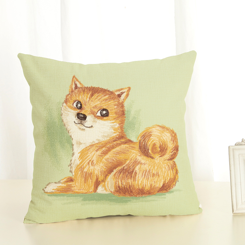 New hot sale of various dog series office bedroom fang ...