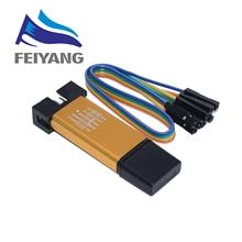 10 шт. Stlink ST Link V2 Mini STM8 STM32 симулятор загрузки Программирование с крышкой