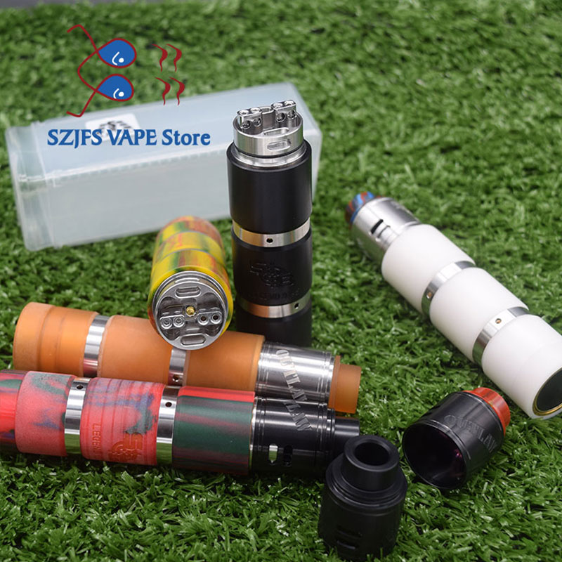 Sob Mod Kit 18650 Vape Vaporizer Kit Of Electronic Cigarette Vape Mechanical Vs Goon V1.5 RDA/ Avidlyfe /Kayfun/Kennedy 25 Mods