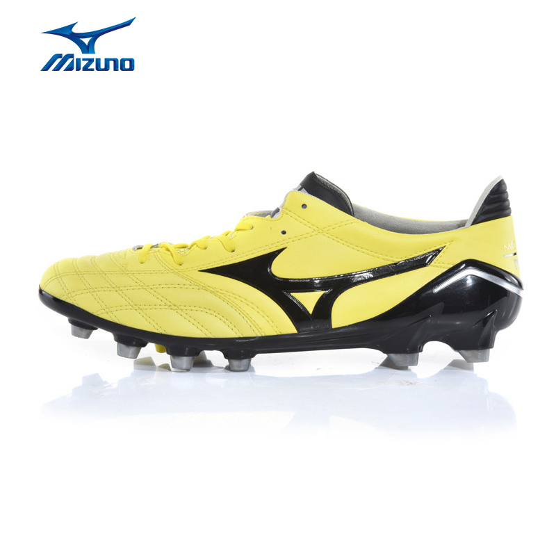 MIZUNO Men's MORELIA NEO Soccer Shoes Support Breathable Sneakers Sports Shoes P1GA151394 YXZ032 2008 donruss sports legends 114 hope solo women s soccer cards rookie card
