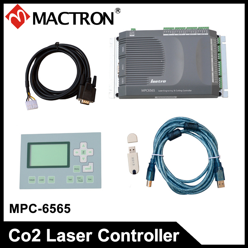 Leetro MPC 6565 Co2 Laser Cutting Machine Controller