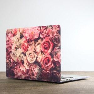 Image 2 - 2020 Новый чехол для ноутбука с принтом Вселенная для MacBook Air Pro Retina 11 12 13 15 16 дюймов с сенсорной панелью + клавиатурой