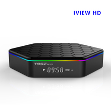Consumer Electronics - Home Audio  - T95Zplus Amlogic S912 Octa Core 2GB/16GB Android 6.0 Europe IPTV Box With IVIEW HD Package Watch UK Greece Germany