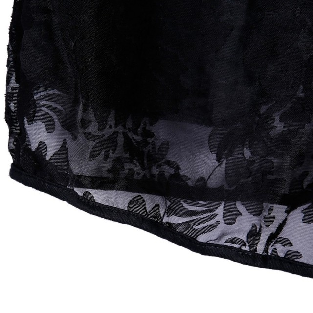 Women's Drawstring Shorts Sexy Lace Sheer Floral Hollow Out Elastic Party Travel Shorts Panty Summer 10