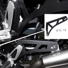 Motorcycle Exhaust Holder Bracket Hanger For 2014-2016 BMW R Nine T R9T 2015 Exhaust Muffler Pipe Bracket Mount Holder kemimoto for bmw exhaust bracket fit for bmw r nine t 2014 2015 2016 2017 motorbike accessories