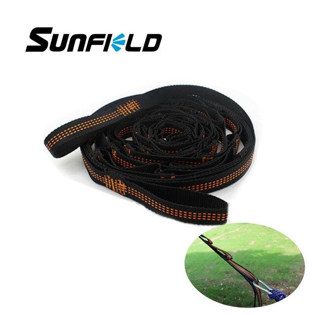Hangmat 3 Meter.Sunfield Paar Hangmat Bandjes Verstelbare Boom Opknoping Riemen