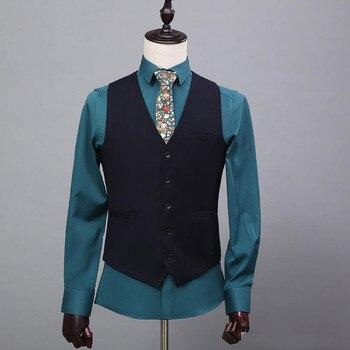 Le Migliori Giacche Da Uomo   Custom Made 3 Pezzi Abiti Da Uomo Slim Fit Dentellato Risvolto Formale Best Smoking Per Gli Uomini Uomo Vestito Da Sposa (Jacket + Vest + Pants) Terno