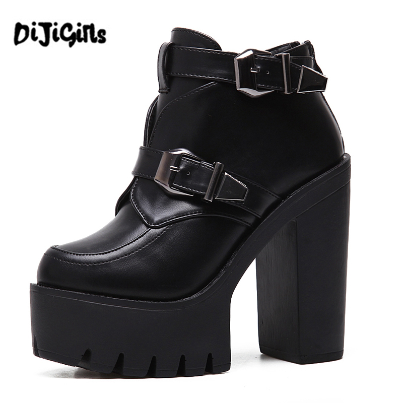 Popular Ankle High Boots-Buy Cheap Ankle High Boots lots from ...