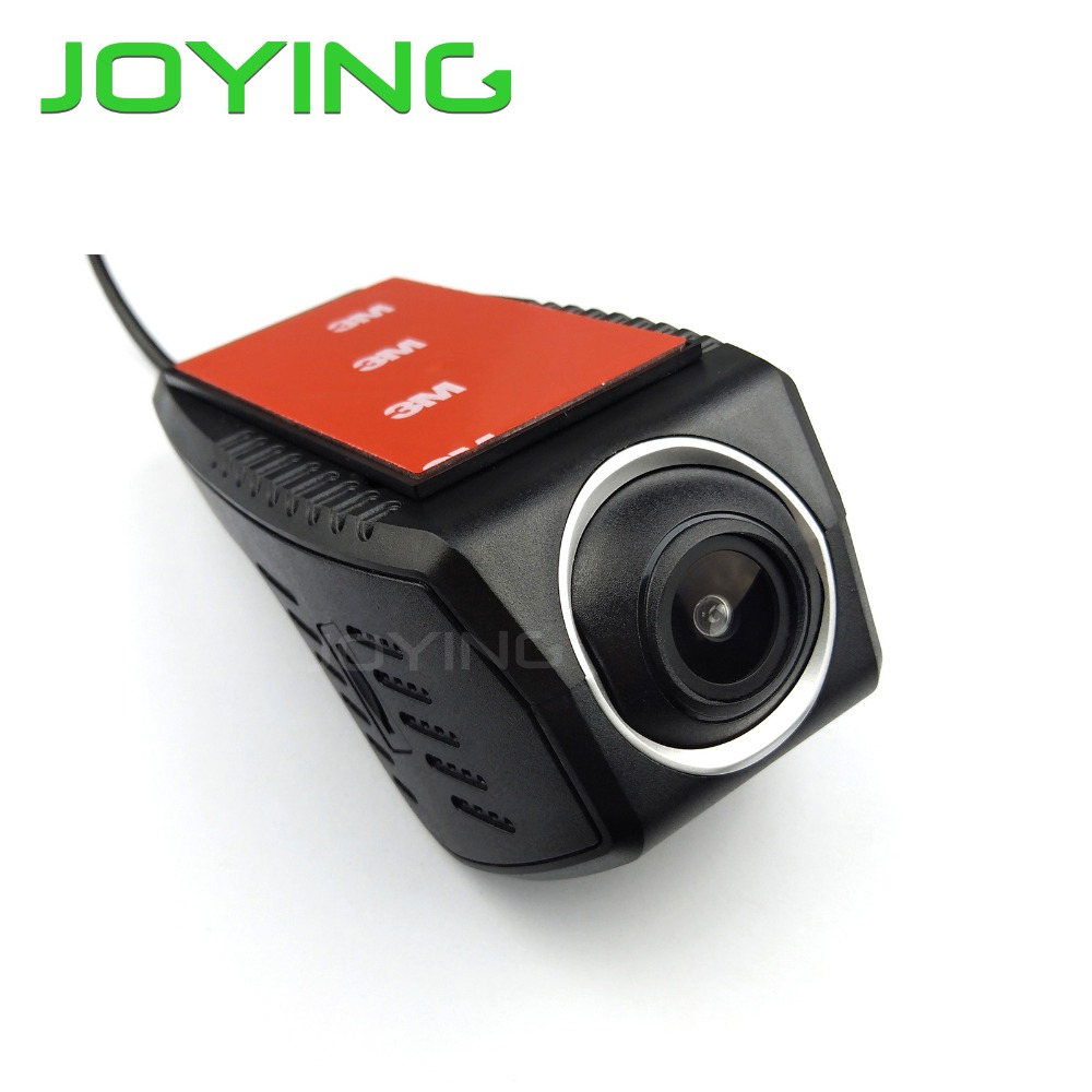 JOYING USB Port 1080P Car Radio Head unit Front DVR Record Voice Camera Special only For JOYING NEW Android 6.0 System model