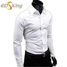 Социальный весенняя clothing вечер блузка человек рубашка хлопка рубашки повседневная длинным