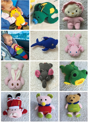 Storage Bags plush toys baby bottle covers baby bottle warmers feeding bottle Baby bottle case