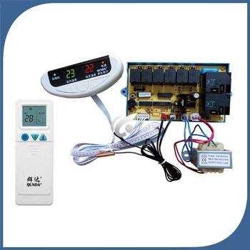 Системная плата для кондиционера, панель управления универсальным panacea, Модифицированная лента, дисплей, QD-U10A