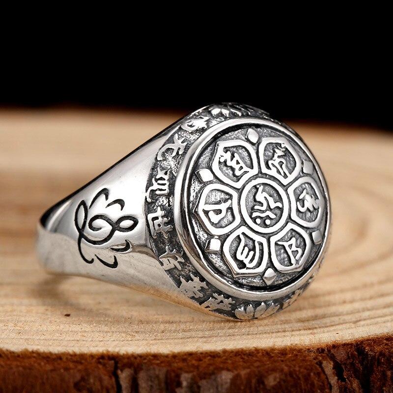 """""""ZABRA"""" senoviniai 925 sidabriniai žiedai, skirti moterims - Mados papuošalai - Nuotrauka 4"""