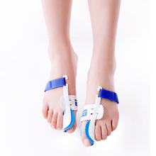 Free shipping Thumb toe valgus night with a large correction device pair of equipment