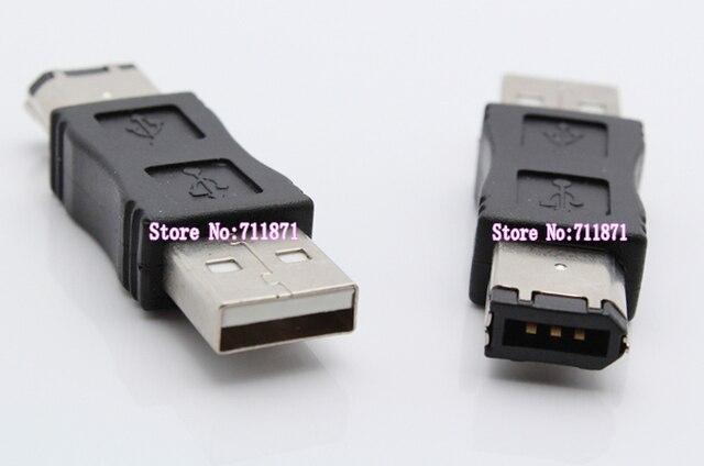 USB A Stecker auf 6 P 1394 Stecker USB2.0 1394 6 P Adapter Usb2.0 ...