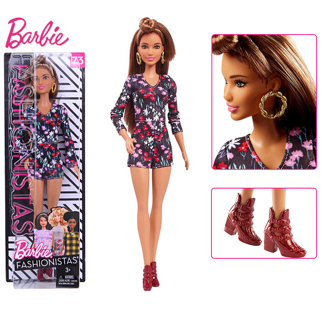 Barbie 100% Original Fashionistas Girls 31