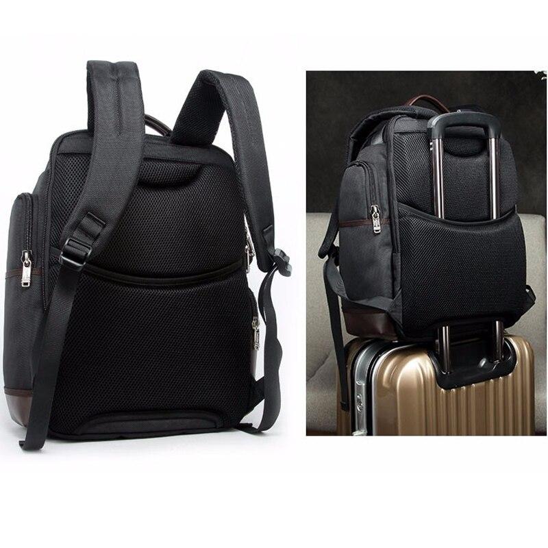 BOPAI Brand Large Capacity Multi Pockets Travel Backpack Bag Shoulders Bag Laptop Backpack Fashion Men Backpack Size 43*35*20cm