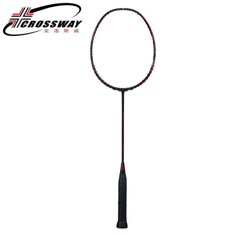 Racket Carbon Badminton Racket Up To 35 LBS 2018 Newest Badminton Rackets Super Force  Professional Racquet