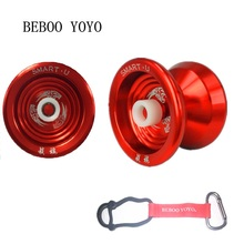Free shipping Hot Sale Upgraded Version Alloy Aluminum yo yo Ball Bearing YOYO Metal Professional Auldey Yo-Yo Toy S5