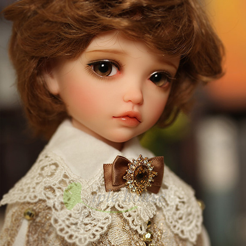 New Iplehouse IP Kid Lonnie bjd sd doll 1/4 body model reborn girls boys High Quality resin toys free eyes makeup shop