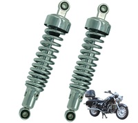 310mm 8mm spring motorcycle shock absorber for YAMAHA Kawasaki Virago Vstar XV 250400535750 Route 66 En 500 VN500 VN800