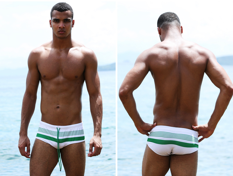 Topdudes.com - Men's New Sexy Beach Surfing Sportive Swimwear