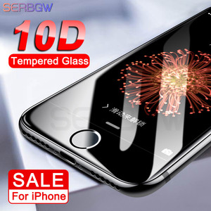 10D Protective Glass For iPhon