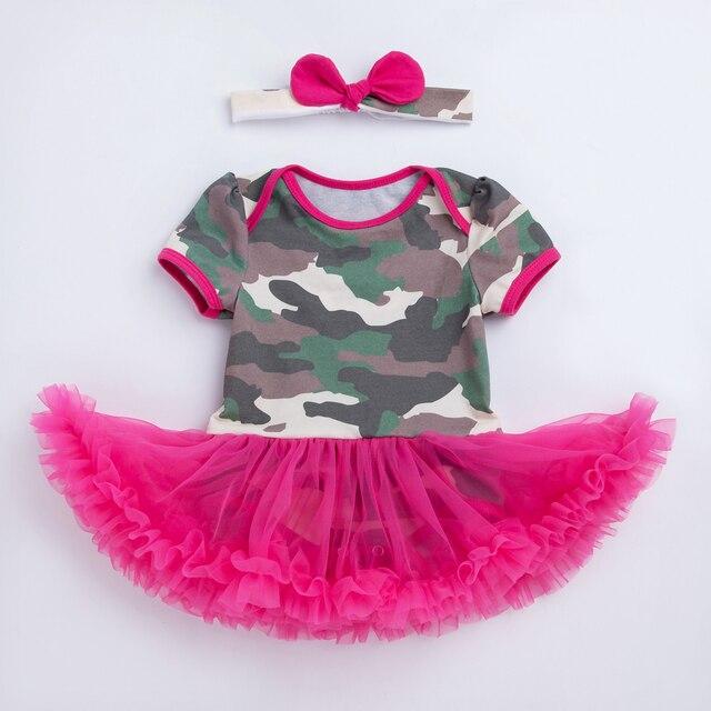 7fdd6ba3a YK   Loving Army Clothing niñas bebé verano estilo malla Romper vestido para  niños 0-