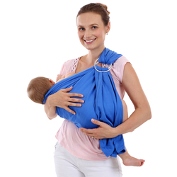Newest Eleastic Soft Cotton Newborn Ergonomic Baby Carrier Sling Backpack Baby Wrap Sling Toddler Carrier Insfant Backpack