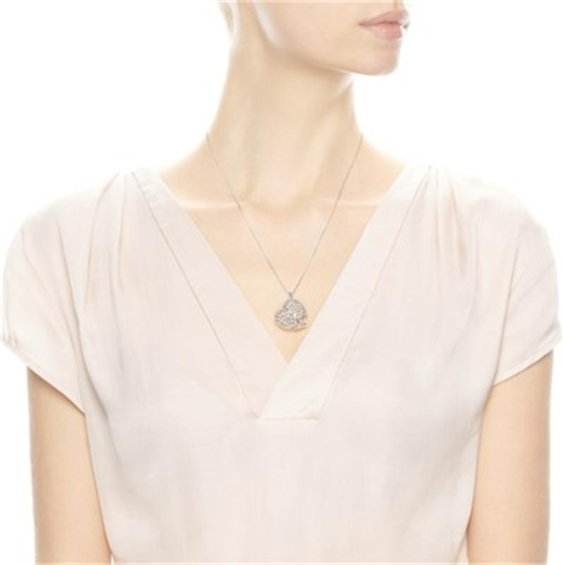 KAKANY Tree of Love Necklace Fashion Classic Elegant Has Logo 100% Pure Silver Foundation Chain Factory Wholesale Free Mail