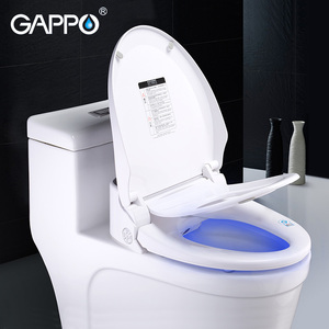 Image 4 - GAPPO Smart Toilet Seat bidet Electric bidet toilet seat cover Electric Intelligent Toilet Seat heat sits baby traing chair