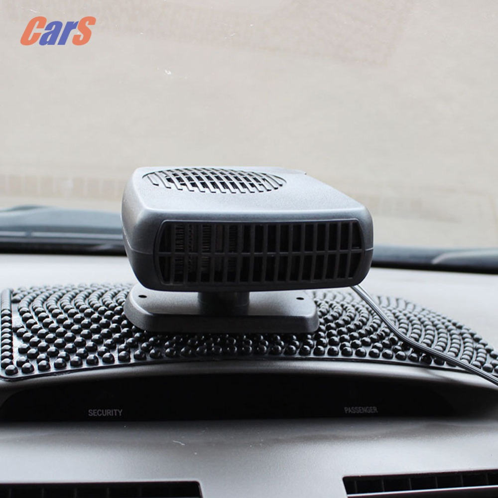 Automobiles Car Heater Fan Dc 12v 15w Portable Mini