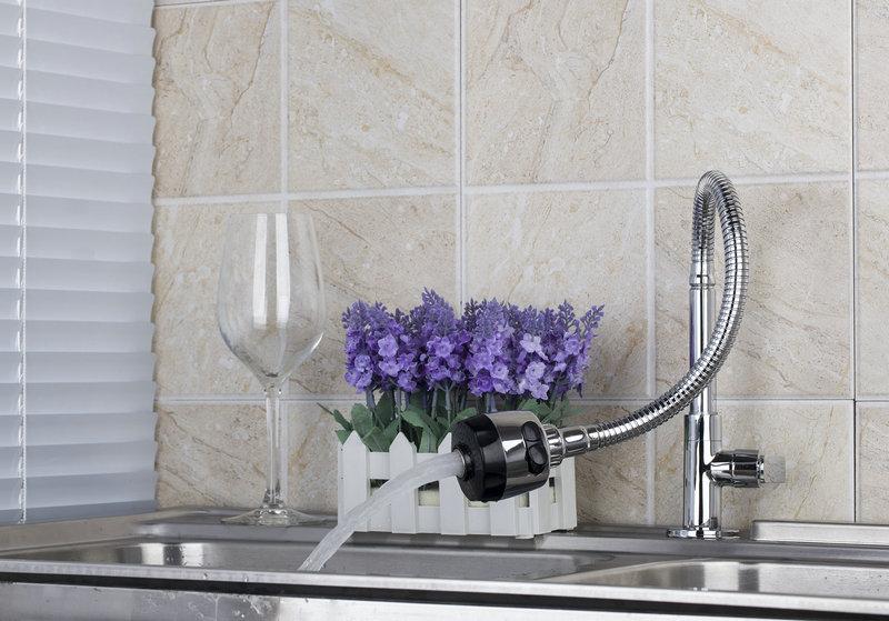 e pak BEST Modern Kitchen Faucet Brass torneira DL8551 2 Swivel Spout Faucet Vessel Vanity Sink