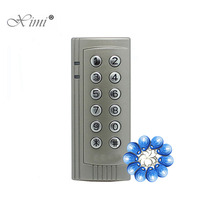 Good Quality Door Security Smart Card Access Control System 125KHZ RFID Card Reader Wiegand In And Out Door Access Controller