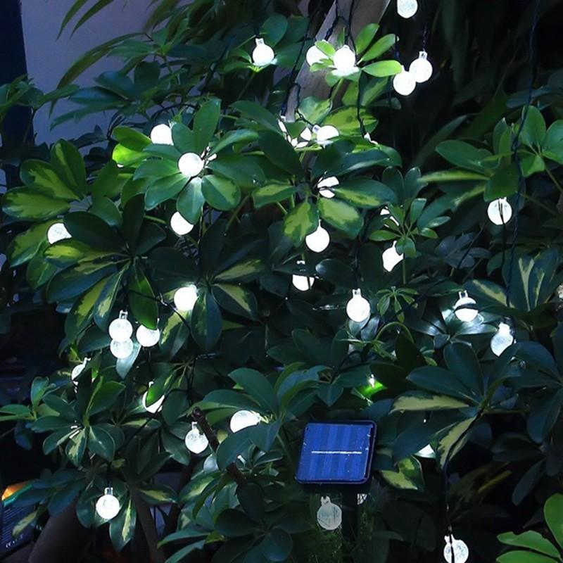 Solar-Light-Lamp-4-8M-20-Leds-Crystal-Ball-LED-Garland-String-Lights-for-outdoor-Garden