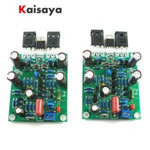 2 шт. новый класс AB MOSFET IRFP240 IRFP9240 L7 аудио HIFI усилитель мощности двухканальный 300 вт до 350WX2 усилитель платы