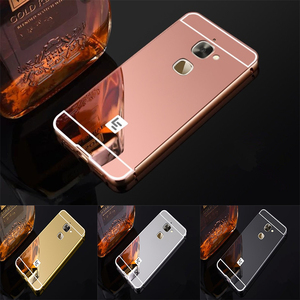 Luxury Rose Gold Mirror Cases