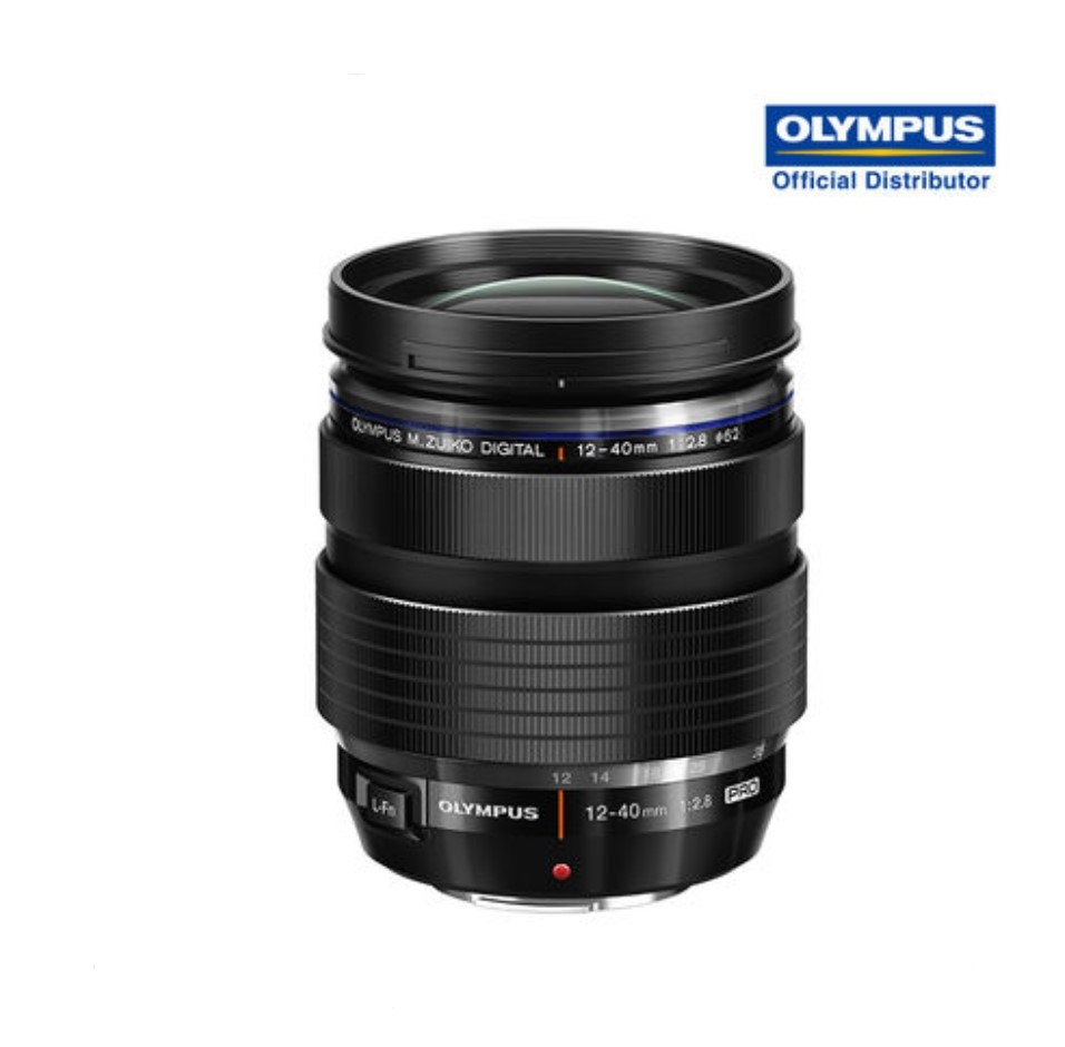 Olympus 12 40 Lens for M43 M Zuiko Digital ED 12 40mm f 2 8 Pro