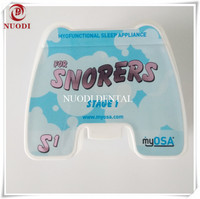 Dental sleeping appliance S1/Dental MyOSA for snorers mouth breathers trainer/MRC Teeth trainer for Snoring