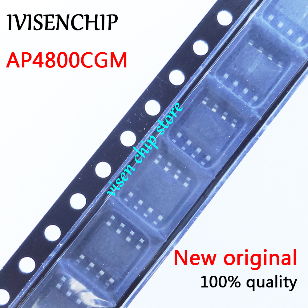 10pcs Ap4800cgm 4800cgm Mosfet Sop 8 A455 An Automatic Cutoff Circuit For The Robbe Infinity Charger Rc