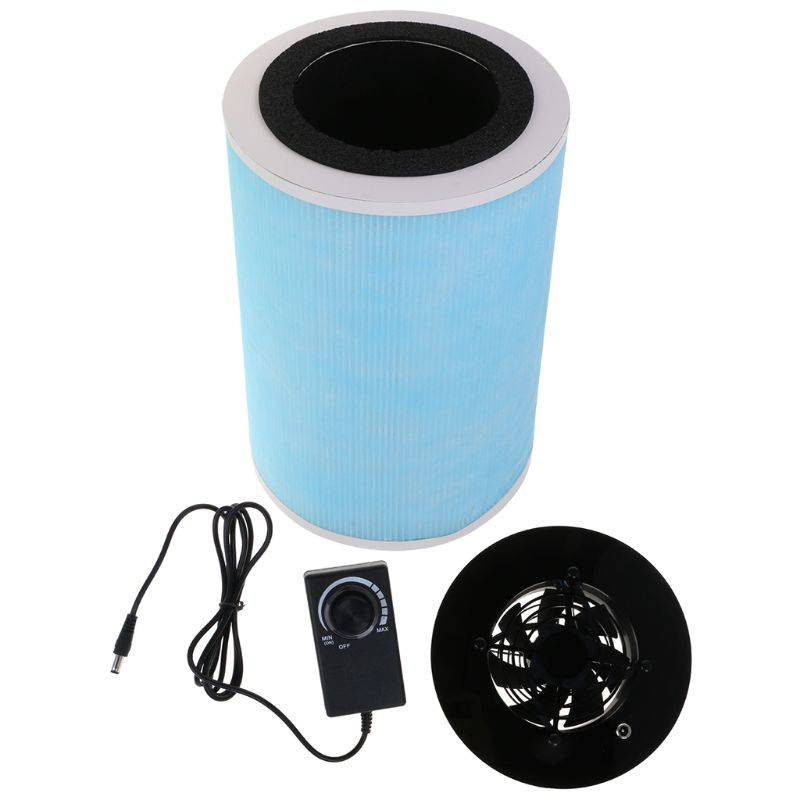 Homemade HEPA Filter PM2.5 Smoke Odor Dust Formaldehyde Remove For Xiaomi Air Purifier Air CleanerHomemade HEPA Filter PM2.5 Smoke Odor Dust Formaldehyde Remove For Xiaomi Air Purifier Air Cleaner