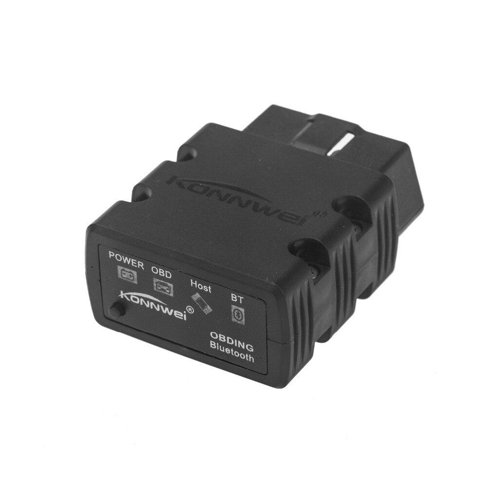 Neue Konnwei KW902 ELM327 V1.5 Bluetooth/Wifi OBD2 OBDII CAN BUS ...