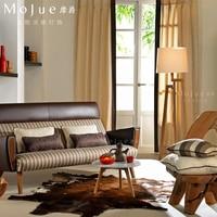 11 Modern Brief Creative Floor Lamp Seclusion1 Floor Lamp Wool Wooden Floor Lamp D