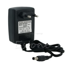 Converter 100-240V Naar Dc 6V 2A Power Adapter Voeding Lader Eu Plug Black J16 19 Dropship(China)