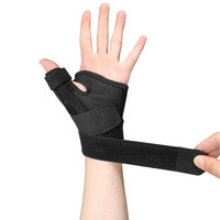 Recovery Thumb Brace Ambidextrous Splint For Arthritis Tendonitis Fracture Strain Fits Both Hands Wrist Thumb Stabilizer Immobil