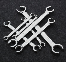 Flare Nut Wrench Set of Oil Pipe Spanner Kit