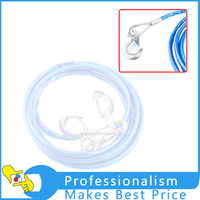 4M 5Tons Wire Cable High Strength Safety Hook Steel Wire Trailer Car Towing Rope Emergency Tool