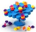 Topple Баланс Игры не Позволяйте Свергнуть Свергнуть, Как Вы Пытаетесь Набрать Очки Дети Дети Большой Семьи Деятельности Совета игры