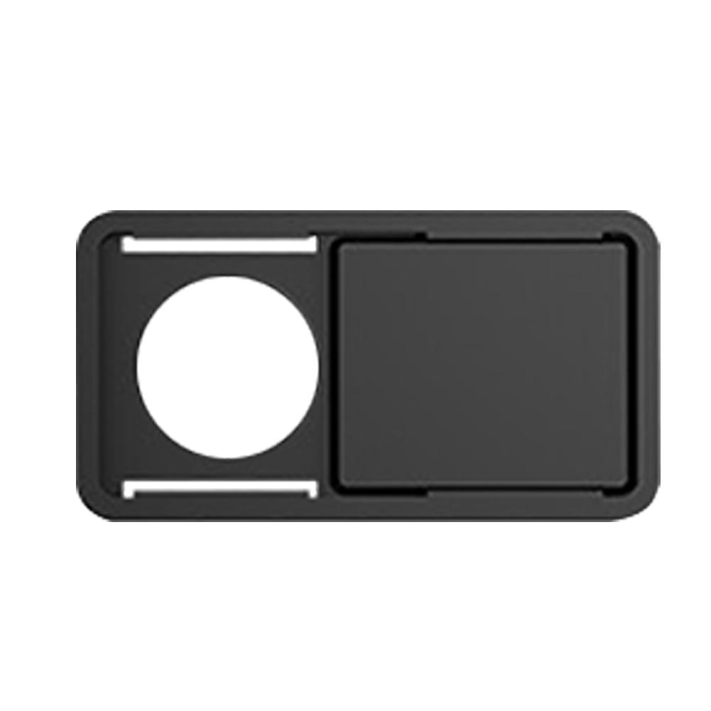 Webcam Cover 0.7mm Thin Slider Plastic 3 in 1 Camera Cover For Laptop iPad PC Ma
